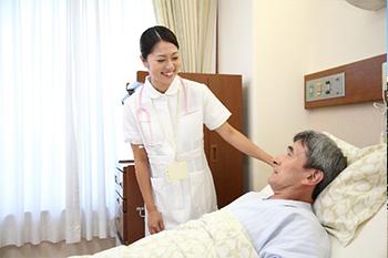 訪問診療と地域医療のイメージ